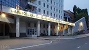 Институт прокуратуры РФ, Вольская улица, дом 1 на фото Саратова
