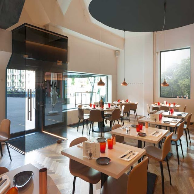 Grand Cafe Lamot