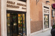 Anglo American Book, Rome, Italy