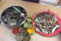 Cooking Masala, Rishikesh, India