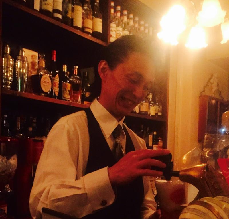 Bar amaro -nonsmoking 禁煙 バール アマーロ