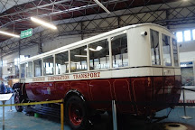 Scottish Vintage Bus Museum, Dunfermline, United Kingdom