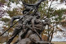 North Carolina Monument, Gettysburg, United States