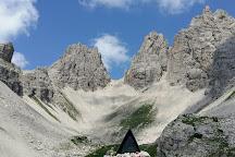 Campanile di Val Montanaia, Cimolais, Italy