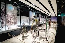 Bicycle Museum Cycle Center, Sakai, Japan