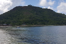 Anse Bonnet Carre Beach, La Digue Island, Seychelles