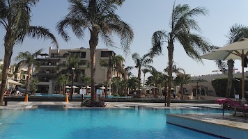 Steigenberger Aqua Magic Hotel Karte ägypten Mapcarta