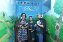 Escapism, Tel Aviv, Israel