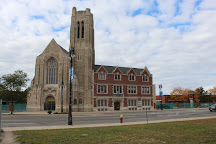 Historic Trinity Lutheran Church, Detroit, United States