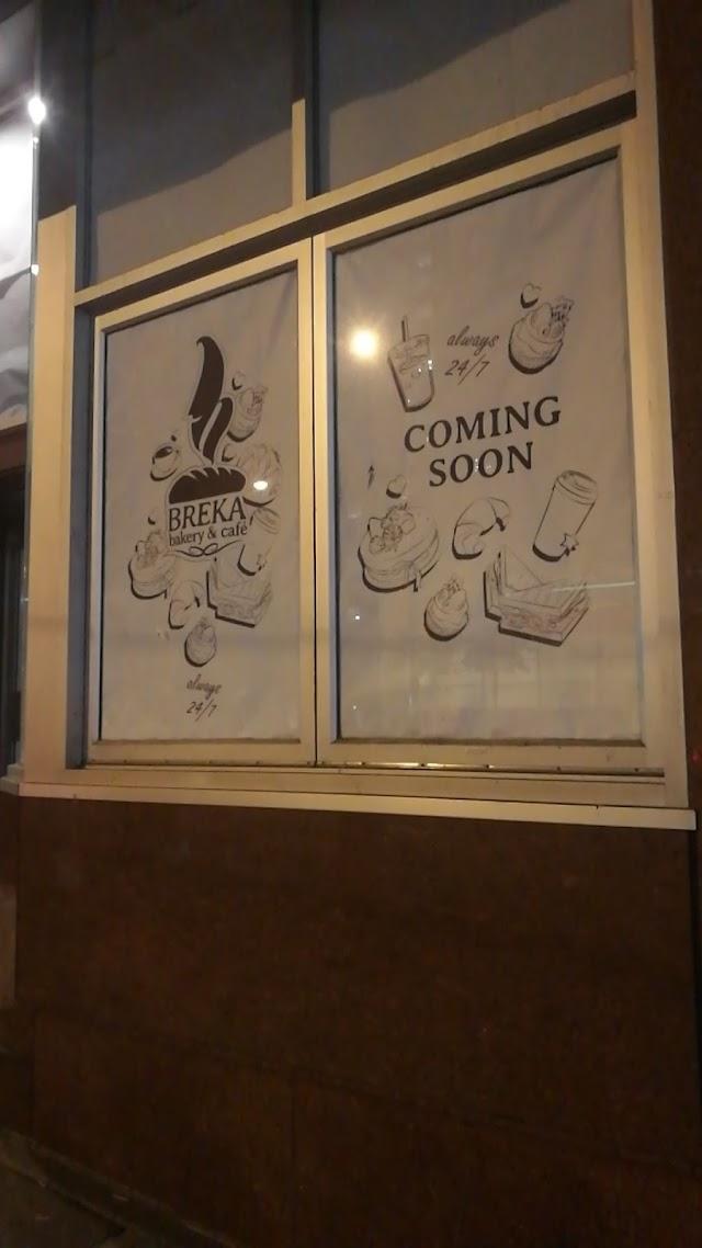 Breka Bakery & Cafe