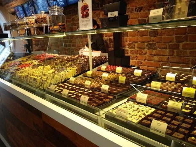Karmello Chocolatier - Krakow