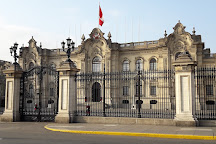 Presidential Palace (Palacio de Gobierno), Lima, Peru
