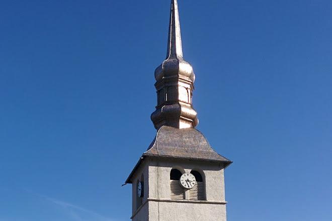 Notre Dame de l'Assomption, Cordon, France