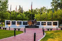 Faces of Freedom Veterans Memorial, Atascadero, United States
