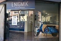 Enigmik Escape Room, Barcelona, Spain
