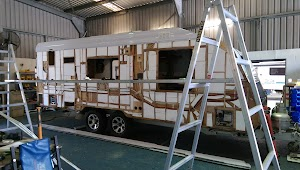 Caravan Repair Company Gold Coast