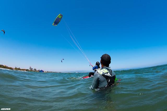 KiteZone Sardegna, Cagliari - Sardinia   Kitesurfing School   Scuola Kitesurf   Kite Zone ASD