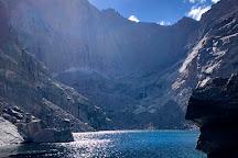 Chasm Lake, Rocky Mountain National Park, United States