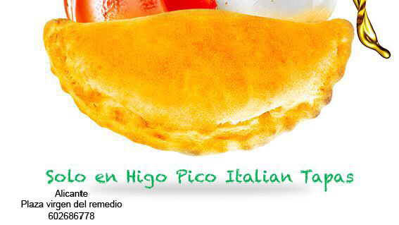 Higo Pico Italian Tapas