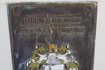 Julius Gordon Africana Centre, Riversdale, South Africa