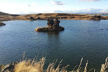 Hofdi, Lake Myvatn, Iceland