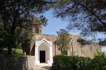Santa Maria a Cetrella, Anacapri, Italy