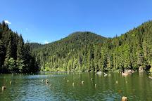 Lacu Rosu (Red Lake), Lacu Rosu, Romania