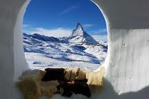 Adrenalinpowder, Zermatt, Switzerland