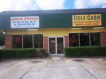 Check Xpress of Ocean Springs Payday Loans Picture