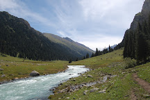 Altyn Arashan, Karakol, Kyrgyzstan