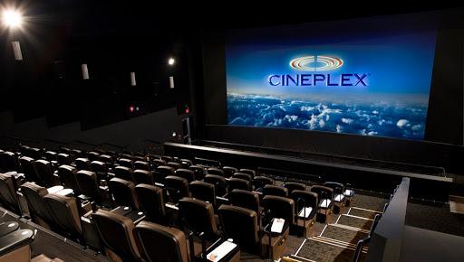 Cinéma Cineplex Odeon Brossard et VIP