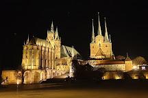 Domplatz, Erfurt, Germany