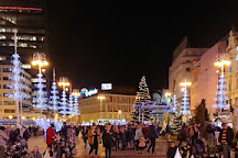 Ban Josip Jelačić Square, Zagreb, Croatia