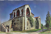 Kuny Domokos Museum at the Tata Castle, Tata, Hungary