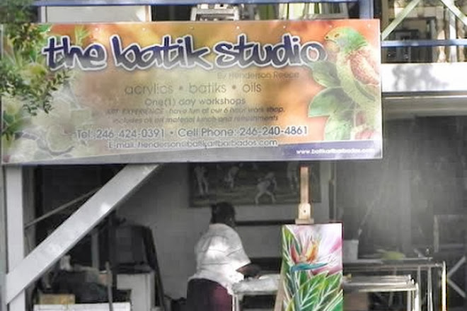 HP Batik Studio, Saint Thomas Parish, Barbados