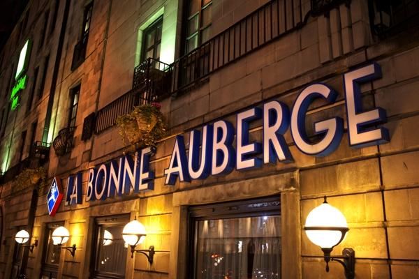 La Bonne Auberge- Afternoon Tea