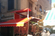 Mercato Ballaro, Palermo, Italy