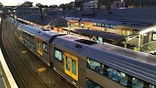 Hornsby Station sydney Australia