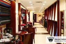 Raja Fashions - Bespoke Tailors, Hong Kong, China