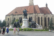 St. Michael's Church, Cluj-Napoca, Romania