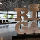 Аэропорт  Riga Airport