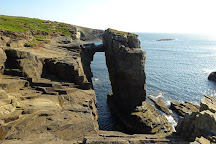 Yesnaby Cliffs, Stromness, United Kingdom