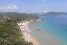 Vrasidas Beach, Nea Peramos, Greece