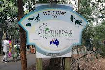 Featherdale Wildlife Park, Blacktown, Australia