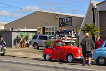 Hooters Vintage and Classic Vehicle Hire, Napier, New Zealand