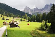 Val de San Nicolo, Pozza di Fassa, Italy
