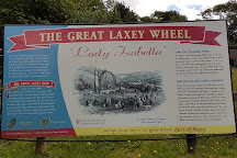 The Great Laxey Wheel and Mines Trail, Laxey, United Kingdom