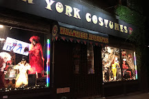 New York Costumes, New York City, United States