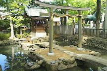 Ishikiri Tsurugiya Shrine, Higashiosaka, Japan
