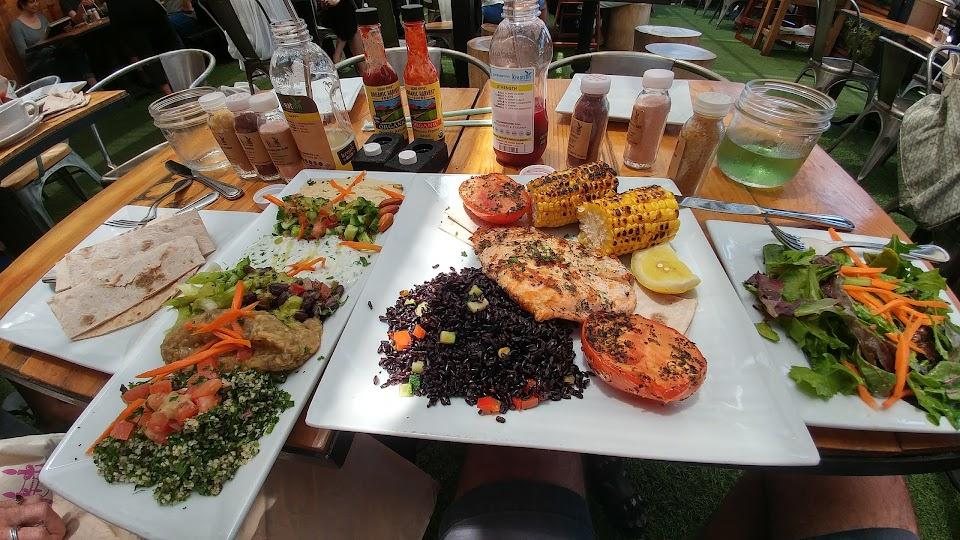 Kreation Organic Kafe & Juicery
